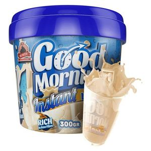 Cacao Proteico - GOOD MORNING Instant - White Chocolate - Max protein - 300g