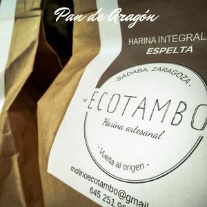 Harina integral de espelta 1Kg - Ecotambo