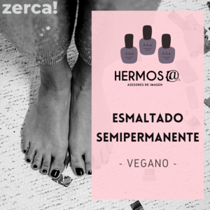 Esmaltado Semipermanente Vegano
