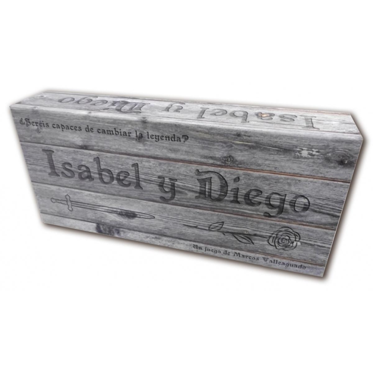 Isabel Y Diego