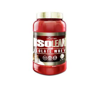 ISOLEAN CFM Isolate Whey - Chocolate - 907g - Invicted