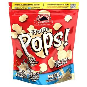 Protein Pops - Chocolate Blanco - Max Protein - 500g