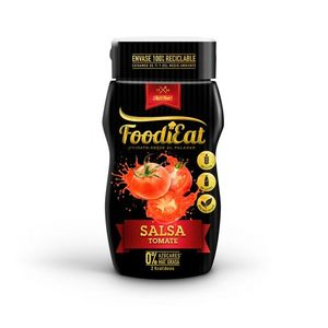 FoodiEat - Salsa de Tomate - 300g