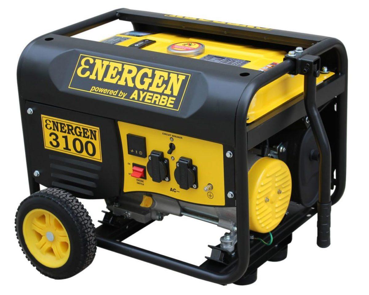 Generador Energen 3100