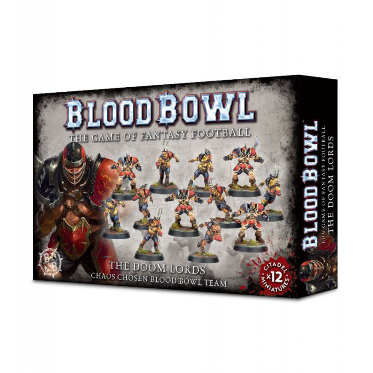 The Doom Lords - Blood Bowl