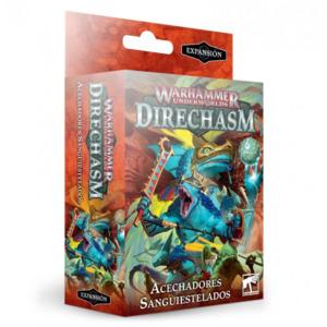 Warhammer Underworlds - Direchasm - Acechadores Sanguiestelados