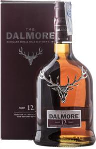 Whisky de Malta Escocés The Dalmore 12 años 70 cl 43%