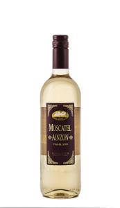 Vino blanco dulce Moscatel de Ainzón 75 cl