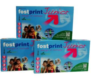 Pack (3 uds) Fost Print Junior SORIA NATURAL