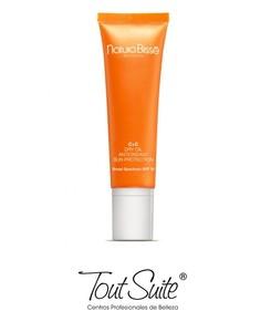 Protección solar spf 30 facial y corporal