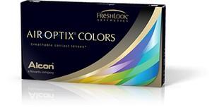 Lentes de contacto- AIR OPTIX COLORS Verde