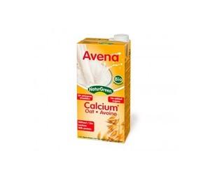 BEBIDA AVENA CALCIO 1L (Naturgreen)