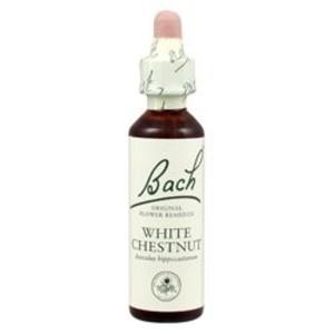 WHITE CHESNUT FLOR BACH 20ML