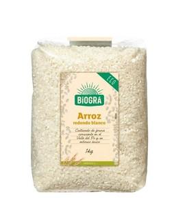 ARROZ BLANCO REDONDO 1KG (Biogra)