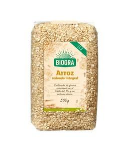 ARROZ REDONDO INTEGRAL 1KG (Biogra)
