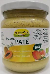 PATE PAPAYA MANGO 175GR (Granovita)