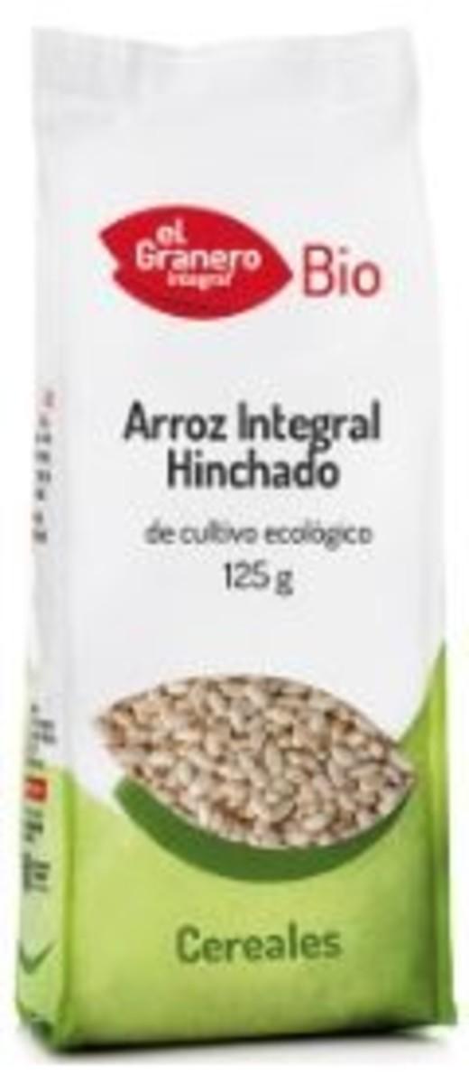 ARROZ INTEGRAL HINCHADO BIO 125GR (El Granero)