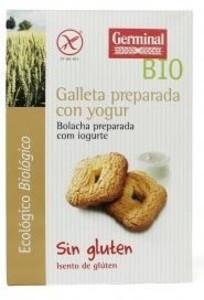 GALLETAS YOGUR SIN GLUTEN 250GR (Germinal)