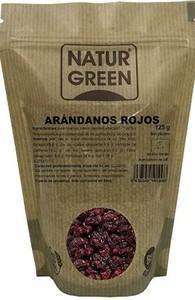 ARANDANOS ROJOS DESHIDRATADOS 125GR (Naturgreen)