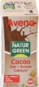 AVENA CHOCO 200ML (Naturgreen)