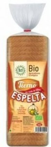 PAN TIERNO ESPELTA MOLDE BIO 400GR (Sol Natural)
