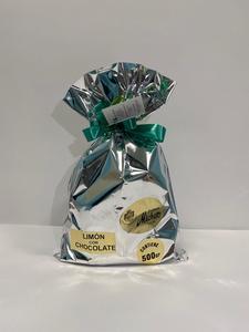 Gajo de limón con chocolate 500 grms.