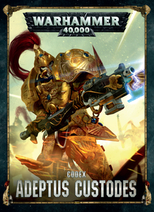 Códex: Adeptus Custodes (ESP) - Warhammer 40.000