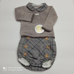 Conjunto de vestir bebé niño