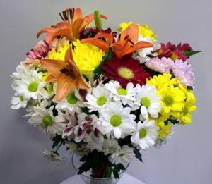 Ramo de flores silvestre