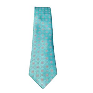 Pack 2 corbatas azul y verde