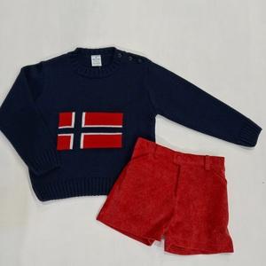 Jersey y Pantalón Bandera