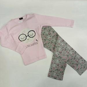 Pijama Niña Luna Rosa