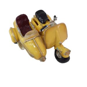 Hucha Moto Sidecar