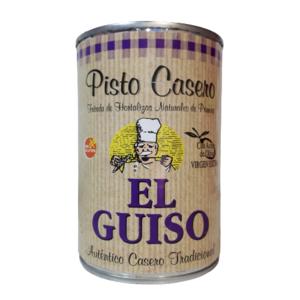 """Pisto Casrero """"El Guiso"""""""