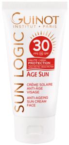 Guinot - Crème Solaire Anti-Age SPF30 - Crema Solar Facial - 50ml