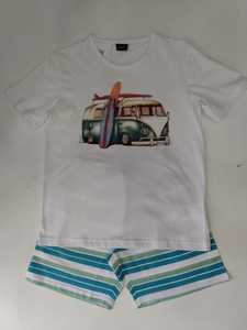 Pijama Corto Niño Furgoneta