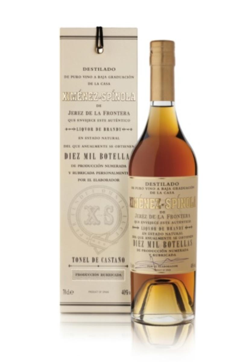 Ximénez-Spínola 10.000 botellas