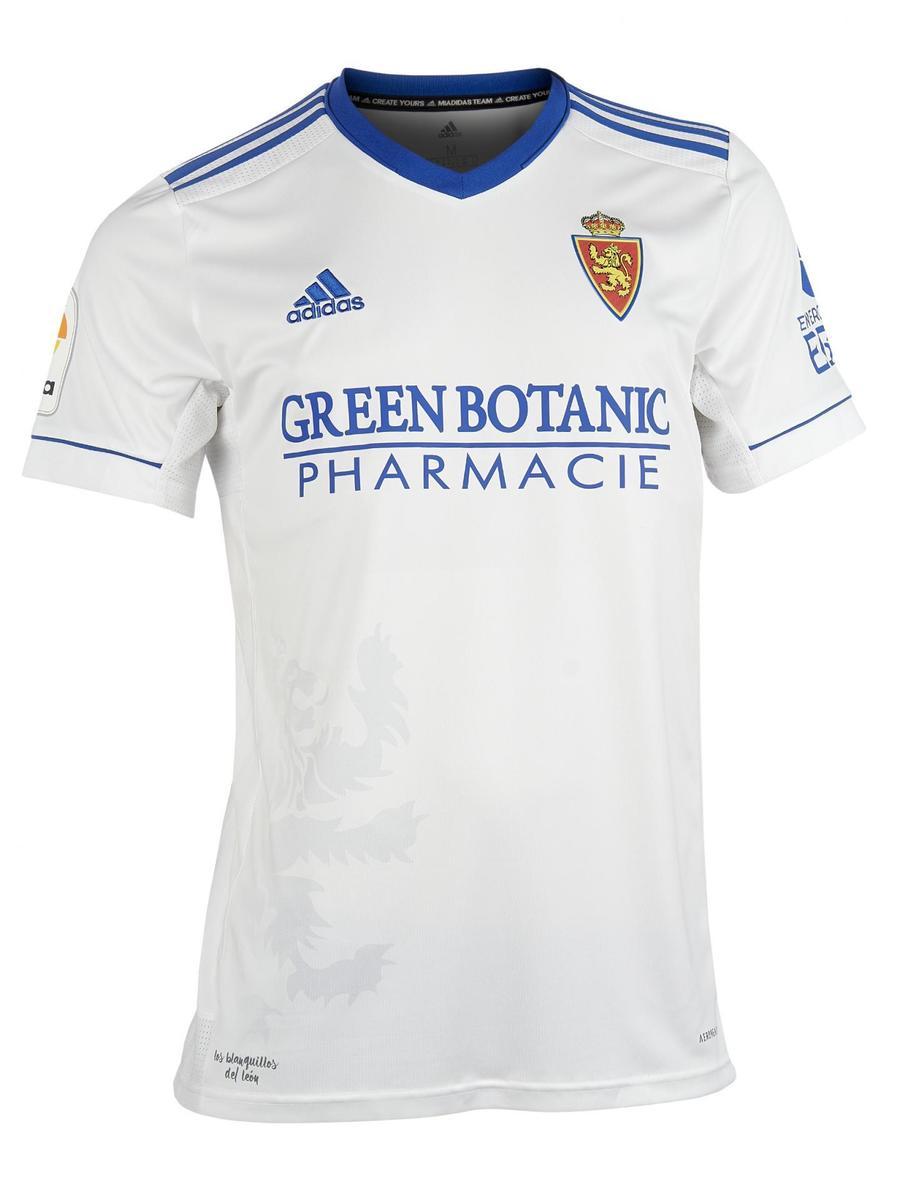 Camiseta Primera equipación 2021-22 - Real Zaragoza