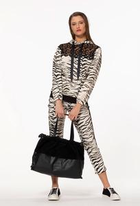 Sudadera print zebra
