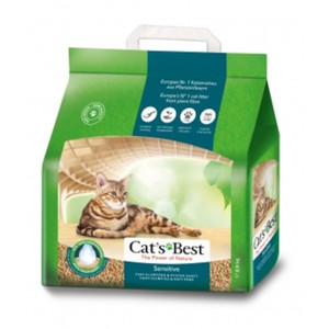 Cat's Best Original Sensitive -arena vegetal