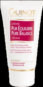 Crema Facial matificante y reguladora Pur Équilibre 50ml - Guinot