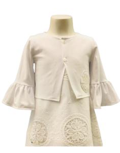 Chaqueta blanca Marguerit