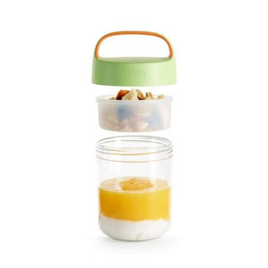 Porta alimentos Jar To Go 400 ml