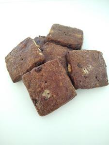 Pastas de té Cortes de chocolate y avellana. Paquete de 100 g.