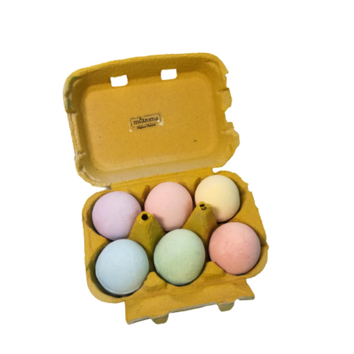 Miaroma - Huevos efervescentes