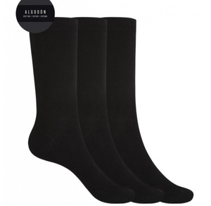 Pack tres calcetines hombre