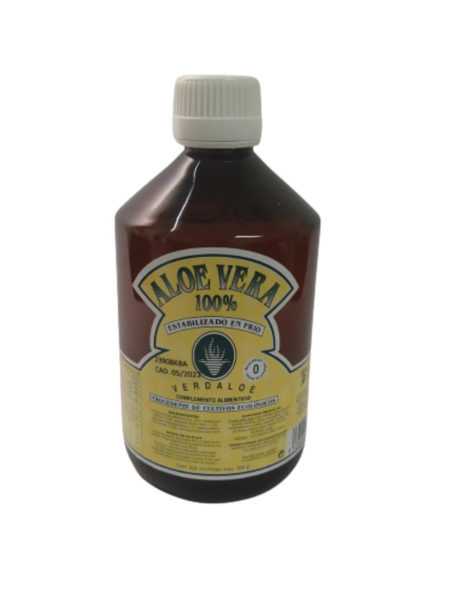 Verdaloe - Jugo Aloe Vera 100% Eco - 1L