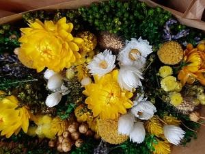 Bouquet amarillo