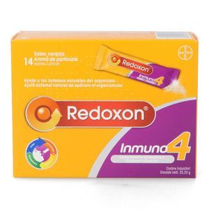 Redoxon INMUNO 4 14 sobres.