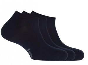 Pack tres calcetines mujer corto